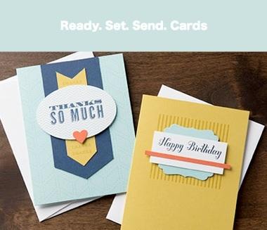Ready, Set, Send!