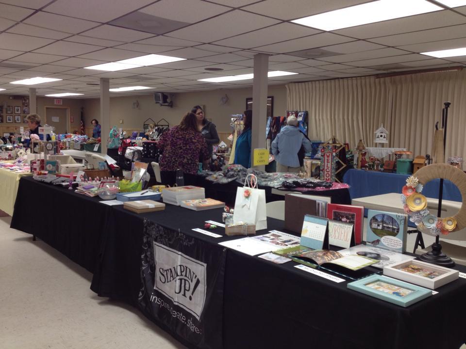 hudson falls craft fair vendor event success lynnzcrafters