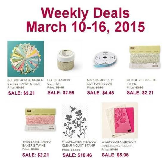 weeklydeal march10