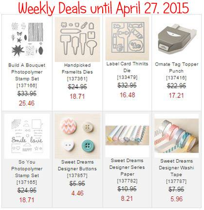 weedkly deals april 21