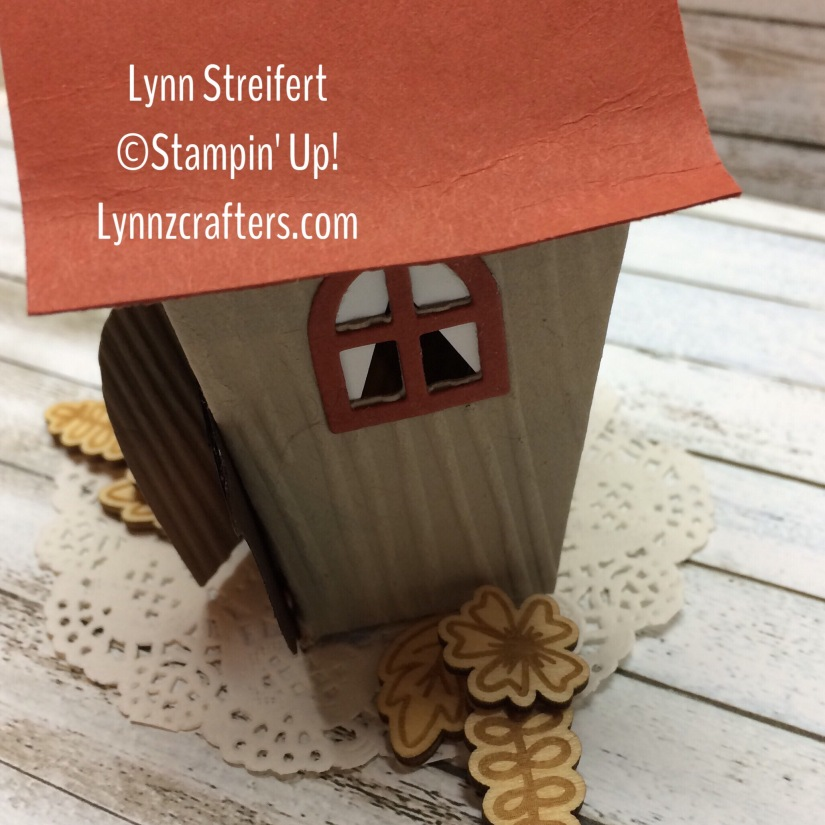by Lynn Streifert www.Lynnzcrafters.com ©Stampin' Up!